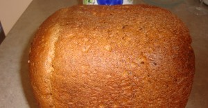 Clean Eating Whole Wheat Flaxseed Bread