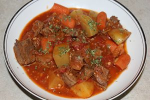 Clean Eating Hearty Beef Stew