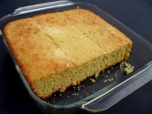 Clean Eating Corn Bread