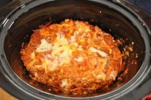 Clean Eating Slow Cooker Lasagna