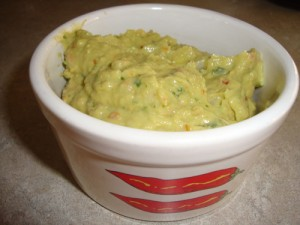 Clean Eating Guacamole