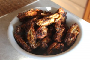 Clean Eating Chicken Wings